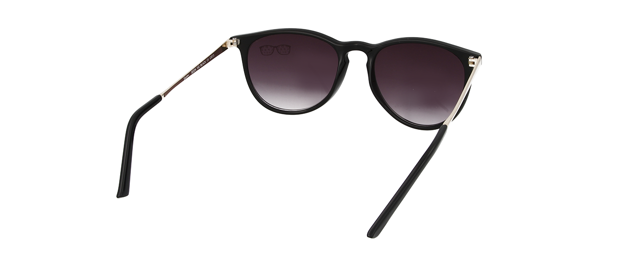 SEEN 102 BLACK • Solaris sunglass